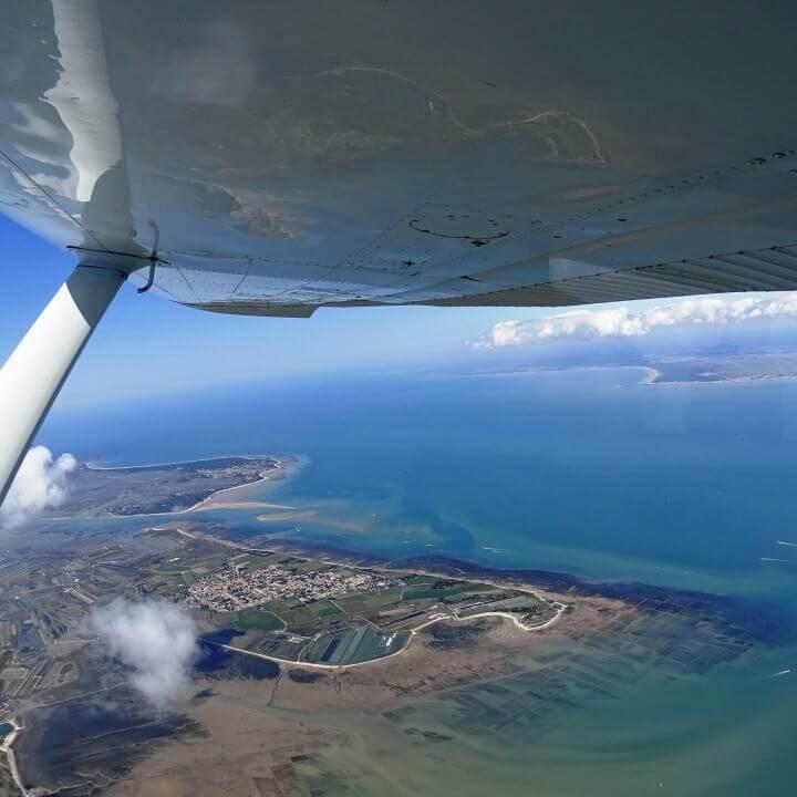 Altitude Parachutisme - Île de Ré
