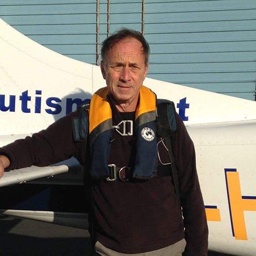 Altitude Parachutisme - Photo pilote saut en parachute tandem